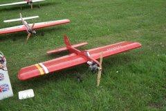 """Stickplane"" own design profile model by Graham Leatherland - ST49 Powered"