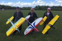 Mayfly 2017 F2B winners
