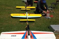 Mayfly 2017 F2B pits