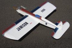 Jamison 35 control line stunt model